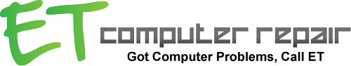 ET Computer Repair - Eddie Taylor, Aliso Viejo, Coto de Caza, Dove Canyon, Foothill Ranch, Irvine, Ladera Ranch, Laguna Beach, Laguna Hills, Laguna Niguel, Laguna Woods, Lake Forest, Mission Viejo, Newport Coast, Portola Hills, Orange County, Rancho Santa Margarita, Trabuco Canyon, Tustin